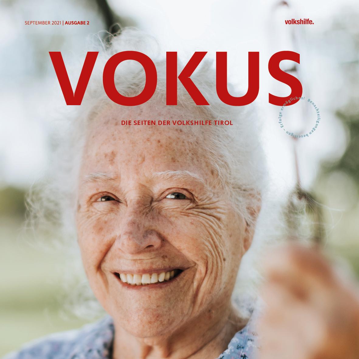 Volkshilfe Tirol Magazin